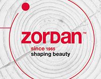Con Zordan, Milk dà forma alla bellezza.
