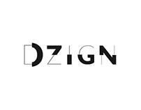 DZIGN Logo