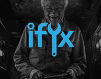 iFyx Logo Design