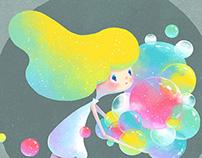 Time bubbles