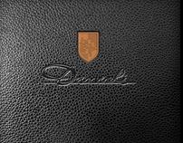 Daniel's Italian Cuisine Identity & Branding