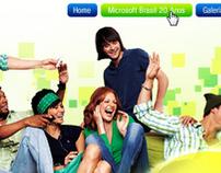 Microsoft 20 Anos de Brasil - Proposta