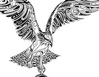 Osprey Piece