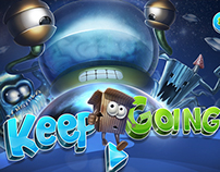 Keep Going IOS Game