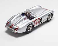 Mercedes-Benz 300 SLR, Marca CMC Models Car