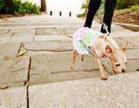 Viktoria, Golyo + Peanut: For the love of dogs (NYC)