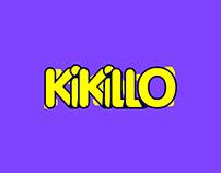 KIKILLO new store logo :)
