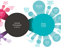 Wellcome Trust grant funding in numbers