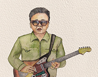 Dear Leader: A Guitar Legend