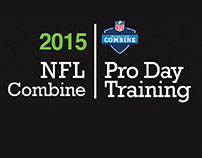 NFL Training Camp Brochure