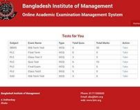 Online Examination Management System (PHP-MySQL)