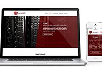 Servers24.pl webpage