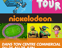 Nickelodeon - OOH motion design