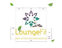 LoungeFit Brand Identity