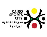 Cairo Sports City Branding