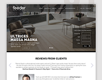 Feeder - REAL ESTATE (Wordpress)