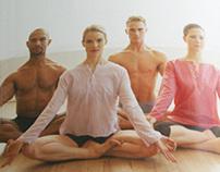 Yoga Within - Photo Art Direction