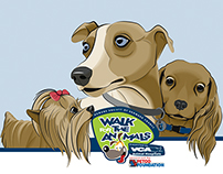 Humane Society Walk-for-the-Animals