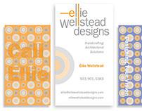 Ellie Wellstead Business Card