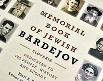 Memorial Book of Jewish Bardejov