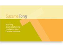 Suzame Tong Brand Design