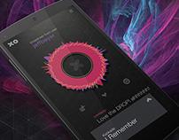 XO App Design