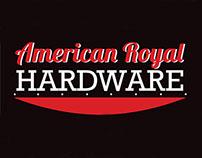 American Royal Hardware Shirts & Logo's