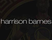 Harrison Barnes 'CHINESE NEW YEAR CELEBRATION'