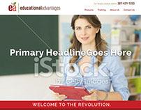 Educational Advantages Website