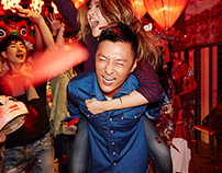 Levis 2015 - China campaign