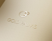 Gold Palms Logo