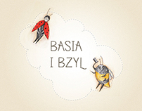 Basia & Bzyl - project for children