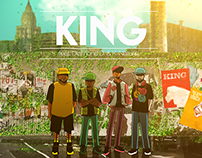KING - Music Video