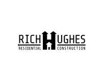 Rich Hughes Construction Identity