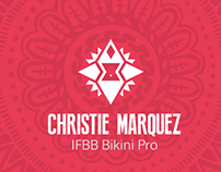 Christie Marquez Brand Identity
