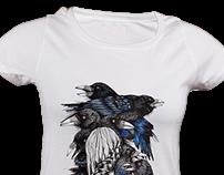 T-shirts 2015 - TE dizájn