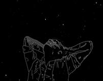 Catching Stars: long exposure