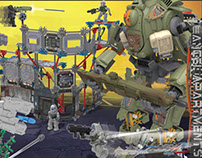 KNEX Titanfall Building Sets
