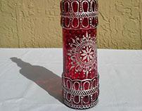 Hand Painted Jars & Bottles Vol.2