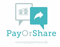 PayOrShare | Social Currency - Erklärfilm