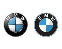 Redesign the BMW Logo