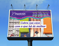 Material Gráfico - Maxicron