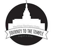 Journey to the Temple Shirt Design
