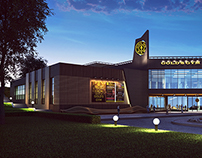 GOLD'S GYM in Khabarovsk