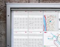 WVV Timetable