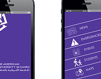 AUC Mobile Application