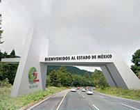 PUERTAS DE ACCESO EDOMEX