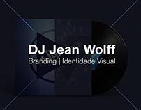 DJ Jean Wolff   Branding   Identidade Visual