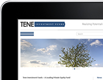 TENE Investment Funds - Responsive Website
