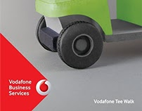 Vodafone Tee Walk